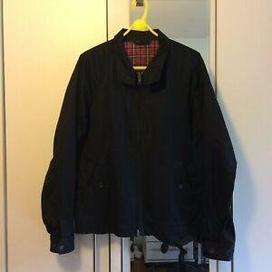 Muji Harrington Bomber Jacket