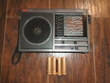 VINTAGE PHILIPS RADIO Compass D1835 Solid State
