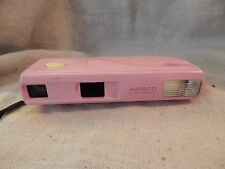 Vintage Ansco Vision One Ten Pink Camera 110 HTF