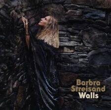 Barbra Streisand - Walls [New & Sealed] CD