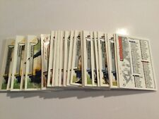 2003 KRYPTYX AUSTRALIAN RUGBY UNION TRADING CARDS – COMPLETE BASE SET *MINT*