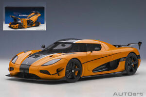 Model Car Scale 1:18 AutoArt Koenigsegg Agera Rs vehicles collection