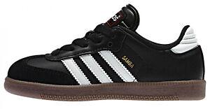 Adidas LIttle & Big Kid Boys Black Samba Classic Sneaker Soccer Shoes