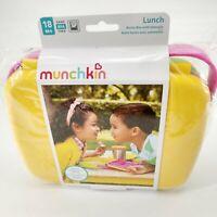 Munchkin Bento Toddler Lunch Box - Yellow