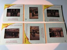 T1-15 MILITARY POLICE PHOTO SLIDES - U.S.AIR FORCE IN ITALY? AIR POLICE 1950's?