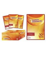 Hot Hands Hand Warmers 10 Pair Value Pack Winter Heater Disposable Heating Pads