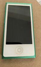 Apple iPod Nano A1446 Green 16GB 7th Generation ?