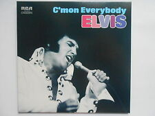 first time on CD ☆ ELVIS PRESLEY ☆ C'mon Everybody (RCA Camden CAL-2518, 1971) ☆