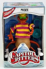 Capitol Critters Moze the Roach Figure Vintage New in box Kenner 1992 6""