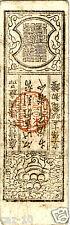 Japan 500 Mon Kawachi Banknote,1800's eb6-1