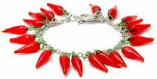 Glass Alloy Statement Costume Bracelets