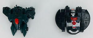Vintage 1980's Tonka Go Bots 2 Transforming Robots - Vamp & Pathfinder