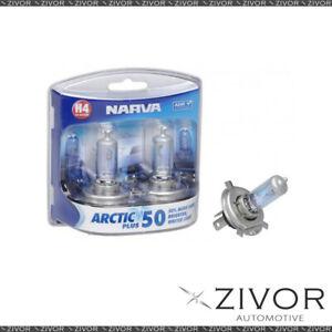 New NARVA H4 12V 60/55W P43T APLUS Globe-48677BL2 For Honda-Legend *By Zivor*