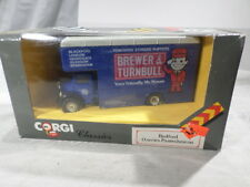 Corgi BOXED Bedford O Series Pantechnicon Brewer & Turnbull