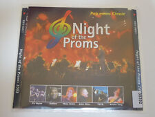 VARIOUS : Night Of The Proms 2003 Pop Meets Classic  > VG+ (CD)