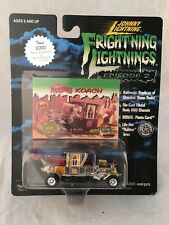 Johnny Lightning Frightning Lightng Tour 2000 Chrome Munstrs Koach 1of 2500 Vf