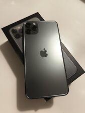 Apple iPhone 11 Pro Max - 256GB - MidnightGreen (Unlocked) A2161