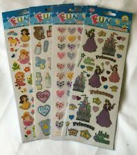 Fun stickers bundle pack (4 sheets)
