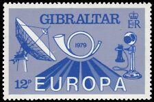GIBRALTAR 384 (SG422) - European Telecommunications System (pa79355)