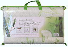 BAMBOO CONTOUR PILLOW  - MEDIUM 30 x 50 cms