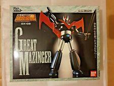 Bandai Chogokin GX-02 Great Mazinger Mazinga original Japan