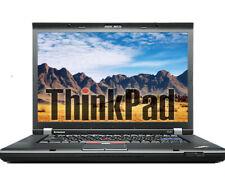 lenovo thinkpad T520 Core  i5 2,40GHz 4Gb 320GB 1600•900 NVIDIA  UMTS 3G