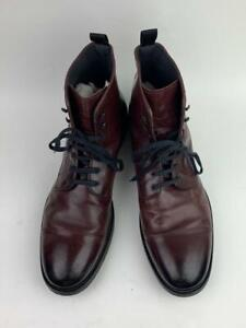TO BOOT NEW YORK Richmond Cap Toe Lace-Up Boot sz 11.5