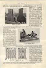 1922 Devonport Cooling Towers Bargoed 2 Arrangement Of Laths