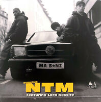 Suprême NTM Featuring Lord Kossity ‎CD Single Ma B*nz - France (VG+/EX)
