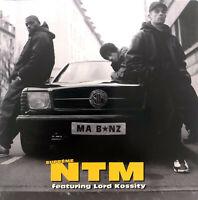 Suprême NTM Featuring Lord Kossity CD Single Ma B*nz - France (VG+/EX)