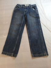 Urban pipeline straight carpenter jeans juniors size 14 regular denim blue