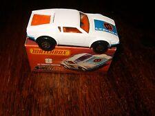 Matchbox Superfast. No.8. De Tomaso Pantera. Very Fine Original Box. 1975. U.K.*