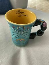 Disney Princess Jasmine Coffee Cup Mug Authentic Exclusive Disney 5 in Tall