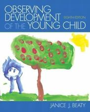 Observing Development of the Young Child (8th Edition), Beaty, Janice J., Accept