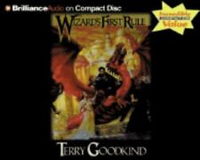 Wizard's First Rule  Sword of Truth Series  2003 by Goodkind, Terry  . EXLIBRARY