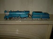 "MTH O Gauge ""Christmas Express"" Loco.W/Rail Sounds.Smoke.Bell.Whistle.3 Rail"