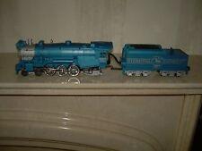 "MTH O Gauge ""Christmas Express"" Loco.W/Rail Sounds.Smoke.Bell.Whistle.3 Rail"