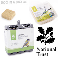 National Trust Hanging Wild Bird Feeder Peanut Cake Feed Garden Feeding Station