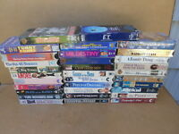 Field of Dreams ET Throw Moma from the Train VHS VCR Tape Lot Of 32 Movies