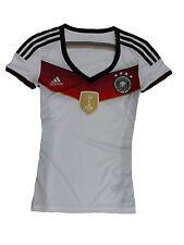 Adidas Deutschland Damen DFB Trikot Jersey 2014 4 Sterne Gr. 2XS (28)