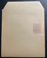 Mint Persoa Postal Stationery Wrapper 1894