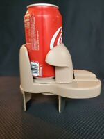 VINTAGE SPILL MASTER CUP RETRO 1980'S AUTO CUP HOLDER BROWN