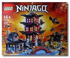 """LEGO® NINJAGO™ 70751 """"Tempel des Airjitzu"""" Ninjago Exklusives Set NEU/OVP!"""