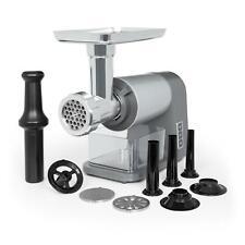 Elta ® 1200 Watt TRITACARNE ELETTRICO metallo ingranaggi MACCHINA PER SALSICCE macchina Riempitore di salsiccia