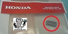 New Genuine OEM Honda Acura Crank Pulley Key Crankshaft Woodruff 90704-634-000