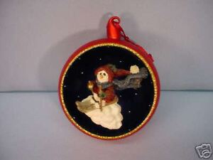 Boyds Ornaments Jacques Starlight Skier NIB #25950