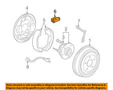 Saturn GM OEM 02-03 Vue Rear-Wheel Cylinder 22677636