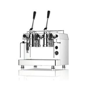 Fracino Retro 2 Group Semi Automatic Lever Coffee Machine