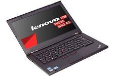 "Lenovo Thinkpad T430s Notebook 14"" HD+ i5-3320M 2,6GHz 8GB 128GB SSD Webcam"