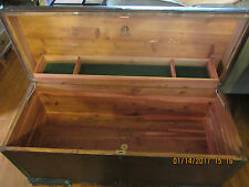 Vintage LANE Waterfall Cedar Chest, Trunk, Box,  florida only